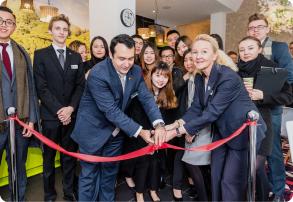 Partners. Hotel Institute Montreux